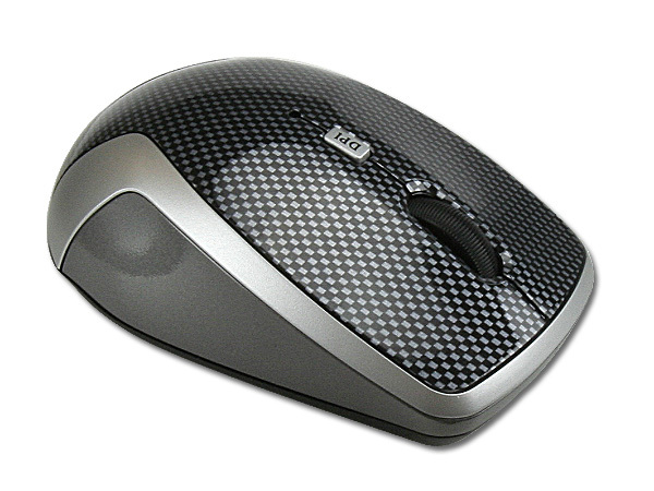 BD-9409G-BK-CARWIRELESS USB OPTICAL MOUSE