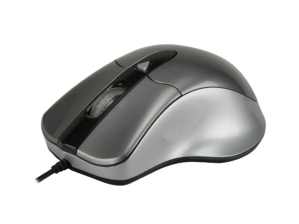2388-GRE-SIL USB OPTICAL MOUSE