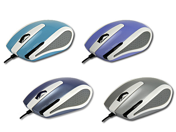 127G-PUR USB OPTICAL MOUSE