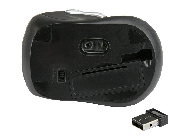 152RF 2.4 GHz WIRELESS USB OPTICAL MOUSE