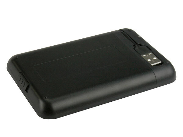 USB v2.0 EXTERNAL ENCLOSURE FOR 2.5'' SATA HARD DISK