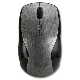 BD-9409G-GR-BRU WIRELESS USB OPTICAL MOUSE