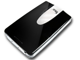 USB v2.0 EXTERNAL ENCLOSURE FOR 2½'' SATA HARD DISK
