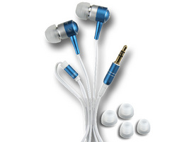 AL15-BLU STEREO IN-EAR EARPHONE