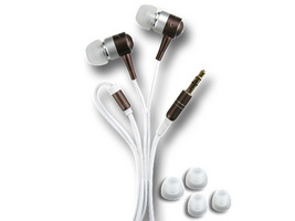 AL15-BRO STEREO IN-EAR EARPHONE
