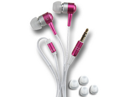 AL15-PIN STEREO IN-EAR EARPHONE