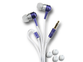 AL15-PUR STEREO IN-EAR EARPHONE