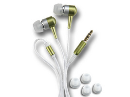 AL15-YEL STEREO IN-EAR EARPHONE