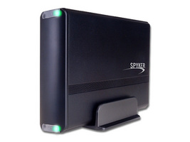 COMBO USB v2.0/eSATA ENCLOSURE FOR 3½'' SATA HDD