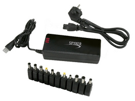 NOTEBOOK UNIVERSAL POWER SUPPLY 90 W